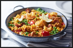 Paella Evening