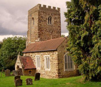 All Saints Church Bow Brickhill